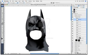 W.I.P. Batman Preview by Retoucher07030