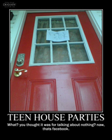 Teen House Party -demotivation- by Dragunov-EX