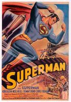 Superman serial poster fixed by Dishdude87