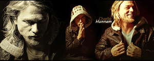 Charlie Hunnam sign by DianaP