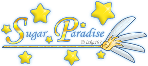 Sugar Paradise logo by izka197