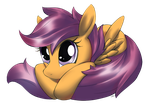 Scootaloo HUG please by CorruptionSolid