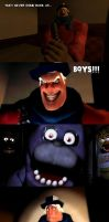Five Nights at Coachman's by ErichGrooms3