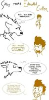 Sirius Black Meets Ed Cullen by padfoot2012