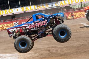 Monster Truck The Patriot by BrandonLee88