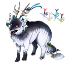 Adopt: Dragon Jade [Open] by Luscielle