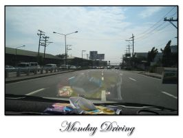 + Monday Driving + by monggiton
