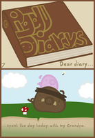 Piggy Diarys -7 by Falcfire