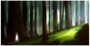 Forest_sketch by David-Holland