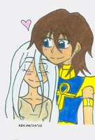 Mizushipping by Nicktoons4ever
