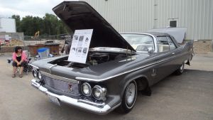 1961 Chrysler Crown Imperial by sfaber95