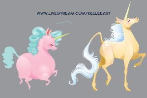 Livestream 3-23-12 by KelleeArt