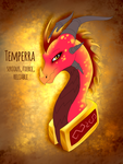 Guardian - Temperra by IcelectricSpyro