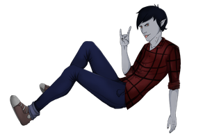 ~ Marshall Lee ~ by smeemee