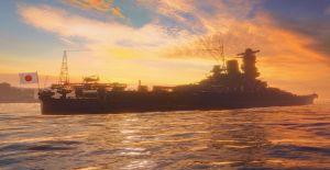 IJN Yamato by Admiral-Kevin