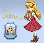 Sume The Cute by ESLAMKHATABI1998