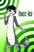 Once-ler as Weaselfriends Character by VanessaGiratina