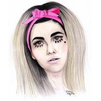 Electra Heart lives forever by MarinaNogueira