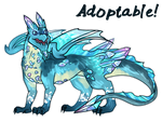 Crystal Seadragon Adopt [OPEN] by Chocodopts