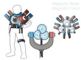 Magneton items by marci56