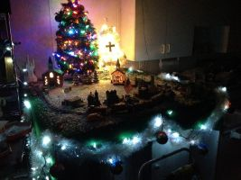 Bedtop Christmas edition 2 by fum316
