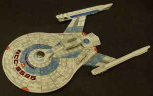 USS Phoenix NCC-9525 by Roguewing