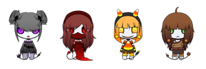 Hallowkons {{CLOSED}} by Tomboy-Kei