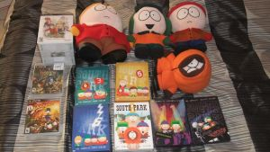 (I know you totally miss my sales) South Park Swag by SEGAMew