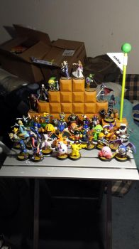 My Amiibo Collection by InfinityForever