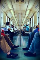 Travel around Line 2 by cegax3m