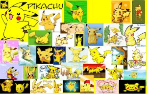pikachu wallpaper by uchiha-fan-girl
