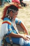Native American Boy by Chris-Tedlock