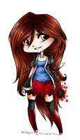 PC Recca chibi by Angie-Milady