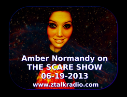 Amber Normandy on Scare Show by paradigm-shifting