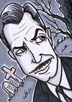 31Cards: Vincent Price by AtlantaJones