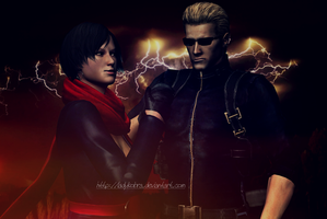 Dangerous pact. by ladykobra
