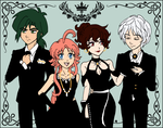 PT4 - Evening Elegance by amako-chan