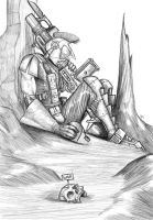 Rest my weary soldier... by Brendanmockridge71