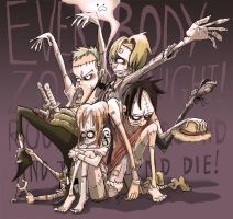 OP- Everybody zombie night by Veleven