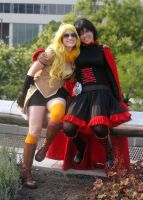 RWBY - Red and Yellow by Cos-mopolitan