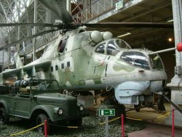 Mi 25 by b1ohazard90uk