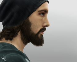 Avi Kaplan - Pentatonix by murrl