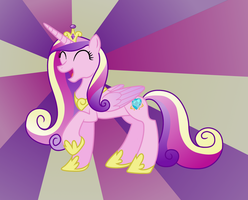 Princess Cadence by TheNegaverser