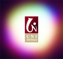 Uni hotels company logo by viruzzz