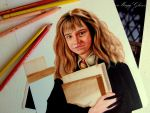 Hermione Granger - work in progress by xxMagicGlowxx