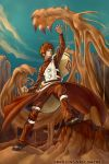 Gaara of the Desert by SnowSkadi