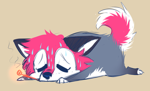 Sick As A Doge by Sutexii