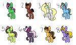 MLP ADOPTS (OPEN) by bloodclaw19