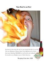 Tabasco Ad the second by cheshire-cat-19