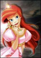 Ariel - Her innocent purity by ChuckBass89